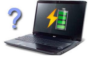 Почему ноутбук заряжается не полностью